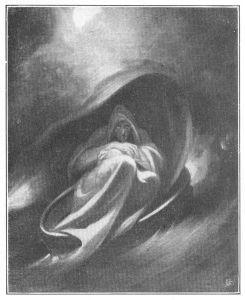 Die Hexe by Henri Fuseli
