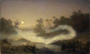 August Malmström, Dancing Fairies (1865)