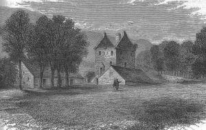 Ladyland Castle circa 1820