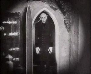 Count Orlok from the film Nosferatu