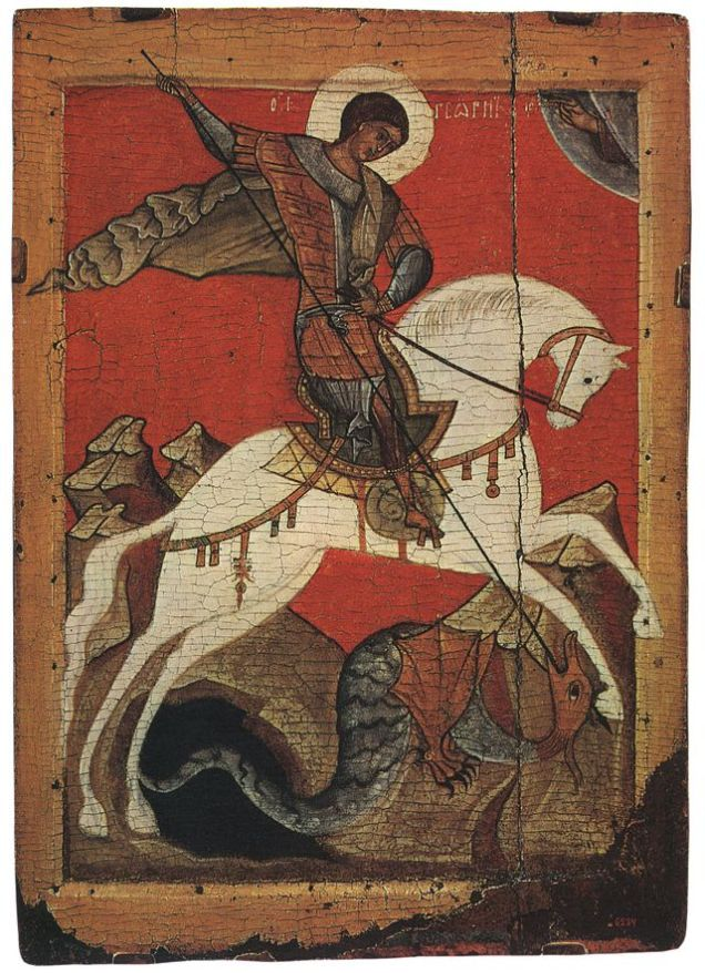 15th-century Russian Icon
