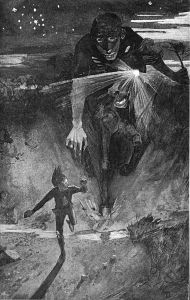 The Nuckelavee, James Torrance (1901)