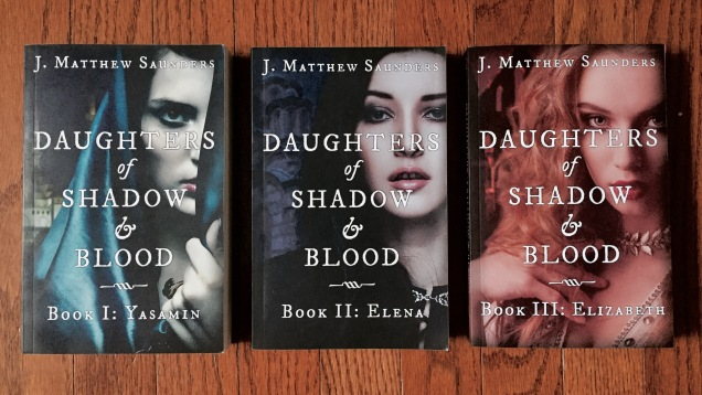 Daughters of Shadow and Blood