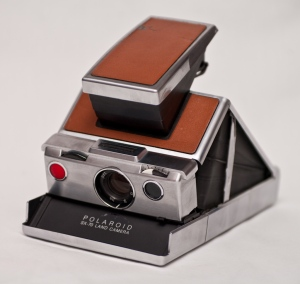Polaroid SX-70 by Thomas Backa